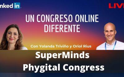 2020-06-22 [LinkedinLive] Superminds un congreso diferente, con Luís Font