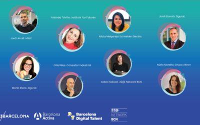 2020-09-22 [Speech] BizBarcelona 2020 – presentación del catálogo de perfiles digitales (DDOT)