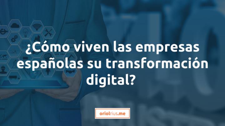¿Cómo viven las empresas españolas su transformación digital?